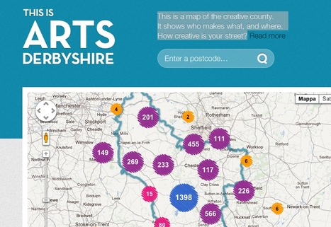 This is Arts Derbyshire | visual stories | Scoop.it
