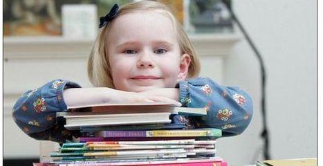 """Niña de cuatro años tiene la inteligencia de Albert Einstein   """"Altas capacidades intelectuales"""" #ACI   Scoop.it"""