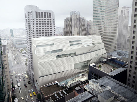 San Francisco Museum Nears $610 Million Fundraising Goal - Bloomberg   Art Museums Trends   Scoop.it