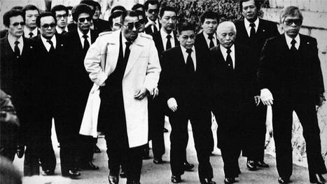 Japan's yakuza crime group split spikes gang war fears   Criminology and Economic Theory   Scoop.it