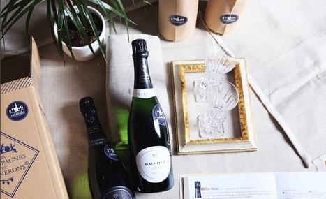 Chineur de Champagne, la box qui vous livre des bulles à domicile. | Vos Clés de la Cave | Scoop.it