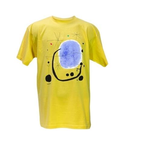 T-Shirt Or d'Azur - Collection Miro - Muse & Home | L'actu culturelle | Scoop.it