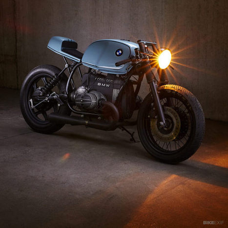 Pure Klasse: Diamond Atelier's BMW R80 | Bike EXIF | Life, The Universe & Everything.... | Scoop.it
