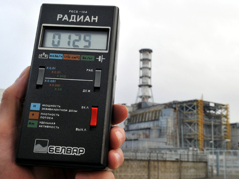 Chernobyl disaster 25th anniversary   Epic pics   Scoop.it