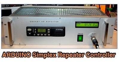 ARDUINO Simplex Repeater Controller : resource detail | Raspberry Pi | Scoop.it