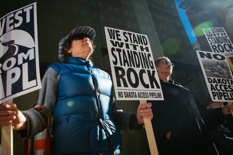 Teacher Leadership Lessons from Standing Rock   Education Today and Tomorrow   Scoop.it