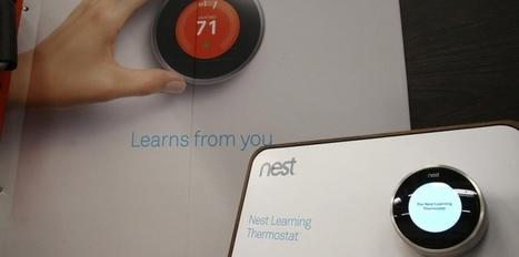 Pourquoi Google rachète Nest ? Pour mieux entrer dans votre maison   Nouvelles du monde numérique   Scoop.it