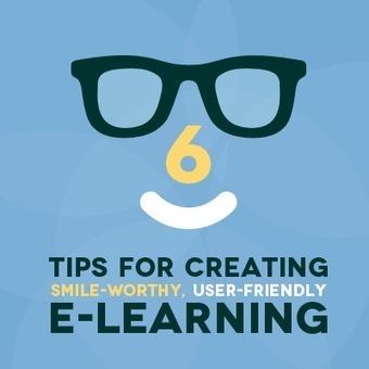 6 Tips for Creating Smile-Worthy, User-Friendly eLearning - eLearning Industry   Verkkoviestintä   Scoop.it