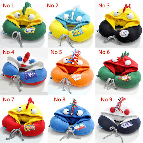 Hooded Neck Pillow | my like | Scoop.it