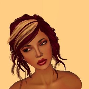 Nomi's a skin whore! - Aeva // Heartsick | Free Stuff in Second Life | Scoop.it