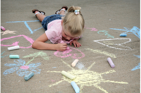 8 outdoor activities that develop fine motor skills - Today's Parent   Interventions and Supports   Scoop.it
