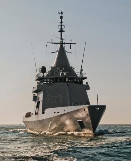 Mer et Marine : La France fait l'acquisition de son premier drone naval | Robotique de service | Scoop.it