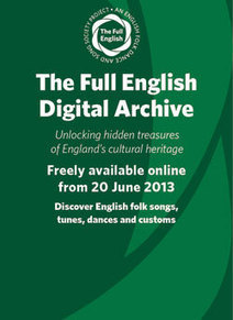 The world's biggest free digital archive of English traditional folk music and dance tunes | Music, Theatre, and Dance | Scoop.it