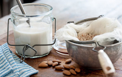 Make Homemade Almondmilk   Health & Fitness   Scoop.it