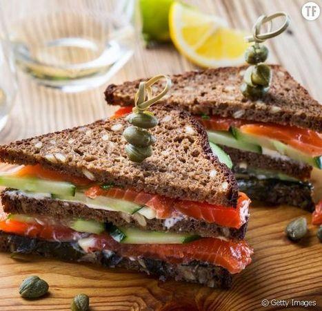 Les astuces pour rendre son sandwich moins calorique   Curiosités planétaires   Scoop.it
