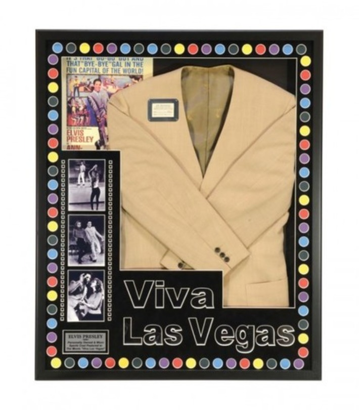 Amazing Authentic Elvis Items Up For Auction! | Antiques & Vintage Collectibles | Scoop.it