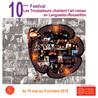 Festival Les Troubadours chantent l'art roman
