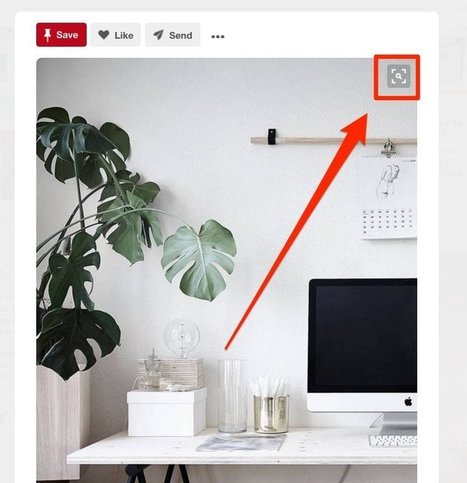 This incredible new Pinterest feature could change online shopping forever   Educational Technology for Middle Schoolers   Scoop.it
