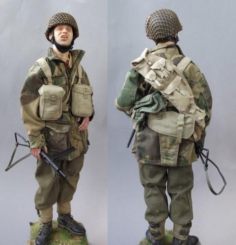 Wwii Action Figure 1 6 Polish Regiment Arnh