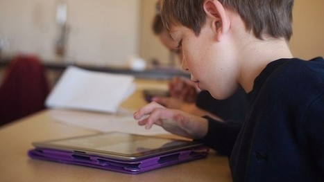 Can Students 'Go Deep' With Digital Reading? | 6-Traits Resources | Scoop.it