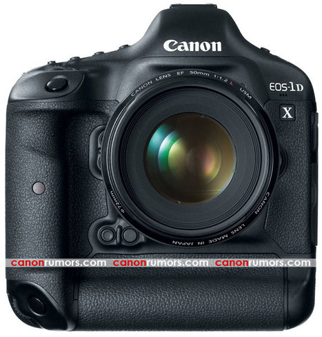 EOS-1D X Canon USA Press Release | Everything Photographic | Scoop.it