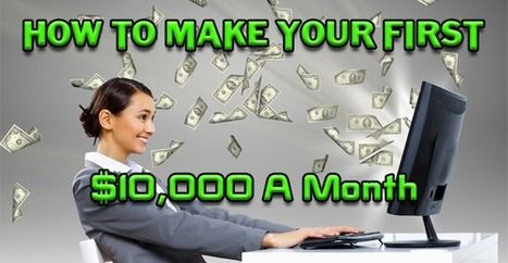 How To Make 10000 a Month | Mainly Social | Scoop.it