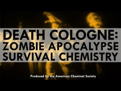 This Zombie Cologne May Just Save Us All | Zombie Mania | Scoop.it