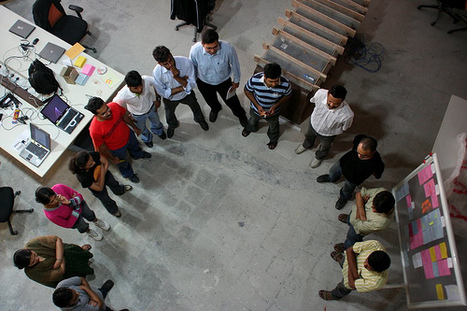 It's Not Just Standing Up: Patterns for Daily Standup Meetings | Love Learning | Scoop.it