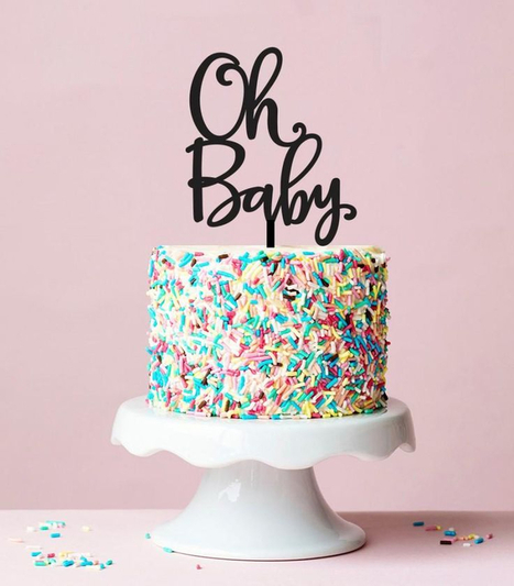 Baby Shower Cake Sayings For Every Theme Zook