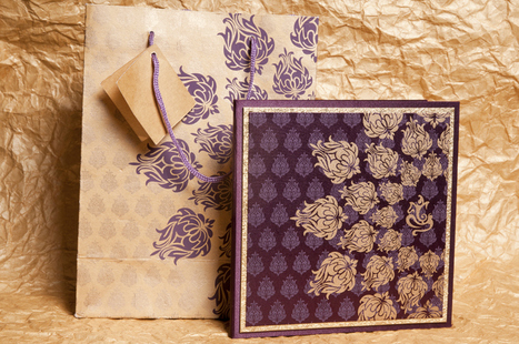 Beautiful Indian Wedding Cards