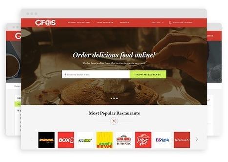 Just Eat Clone, Swiggy Clone, Foodpanda Clone Script- Online Food