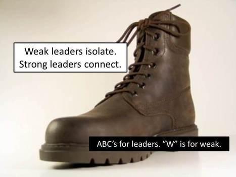 How to Strengthen Weak Leadership | Mindful Leadership & Intercultural Communication | Scoop.it