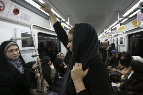 Les risques et périls du quotidien de l'Iranienne | Laura-Julie Perreault | Moyen-Orient | Ca m'interpelle... | Scoop.it