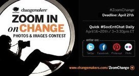 Zoom in on Change and win $100: Photo & Images Contest (April 16-27) | Facebook | Yellow Boat Social Entrepreneurism | Scoop.it