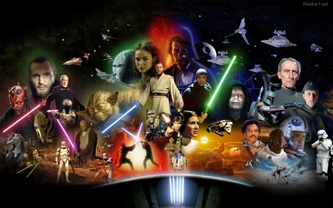 The Dawn of Modern Transmedia Storytelling: Star Wars | Writing in a Digital Age | Scoop.it