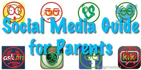 Parents Guide to Social Media Apps Used by Kids | Digital & Media Literacy for Parents | Scoop.it