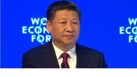 Davos: le président chinois défend le libre-échange face au protectionnisme de M.Trump | Herbovie | Scoop.it