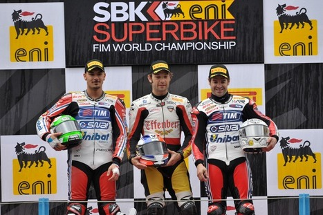 DOUBLE PODIUM FOR ALTHEA RACING AND ITS RIDERS CHECA AND GIUGLIANO TODAY AT ASSEN | Ductalk Ducati News | Scoop.it