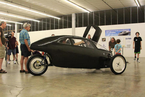 This Bicycle Travels As Fast As A Car, So You Can Ride On Highways | Remembering tomorrow | Scoop.it