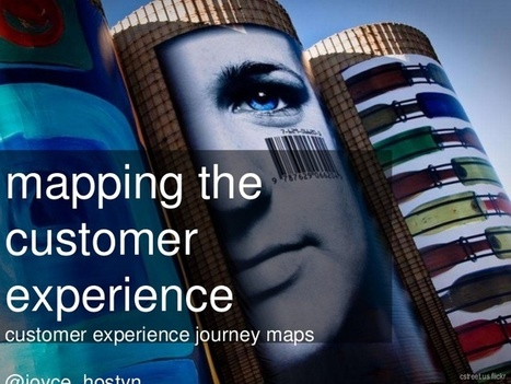 Following Journey Mapping's Future Path | New Customer - Passenger Experience | Scoop.it