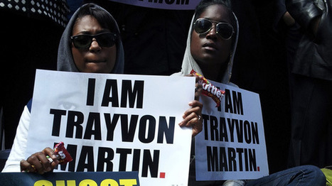 Protestors call on ALEC to disavow 'Stand Your Ground' laws after Trayvon Martin's murder | CP ALEC Intervention | Scoop.it