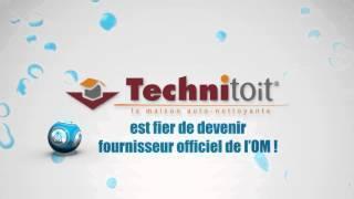 Technitoit - Fournisseur officiel de l'Olympique de Marseille pour la saison 2012/2013