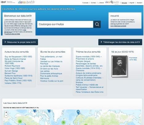 Data.bnf appliqué à Coulonges-sur-l'Autize | Recherches généalogiques | Scoop.it