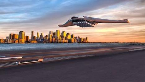 Horizons: The planes that can pick up trains | FutureChronicles | Scoop.it