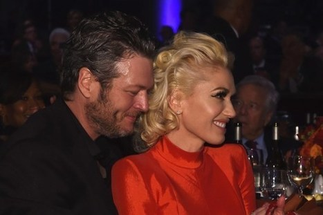 Gwen Stefani Credits Blake Shelton for New Happiness | ☊ ☊ Harmony60 Music ☊ ☊ | Scoop.it