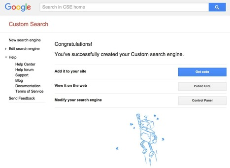 Create Your Own Custom Search Engine | Sharing Information literacy ideas | Scoop.it