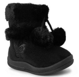 New Girl's Kid's Toddler Cute Warm Winter Mid C