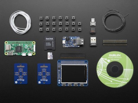 SOLIDWORKS: Designing a Portable Raspberry Pi Gaming System, PART 1 – Introducing the Kit | Raspberry Pi | Scoop.it