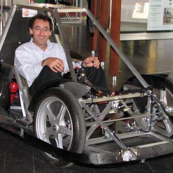 La Meuse⎥Pierre Duysinx teste l'auto du futur | L'actualité de l'Université de Liège (ULg) | Scoop.it