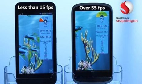 Qualcomm Demos Snapdragon 400 Processor (Video)   Little things about tech   Scoop.it